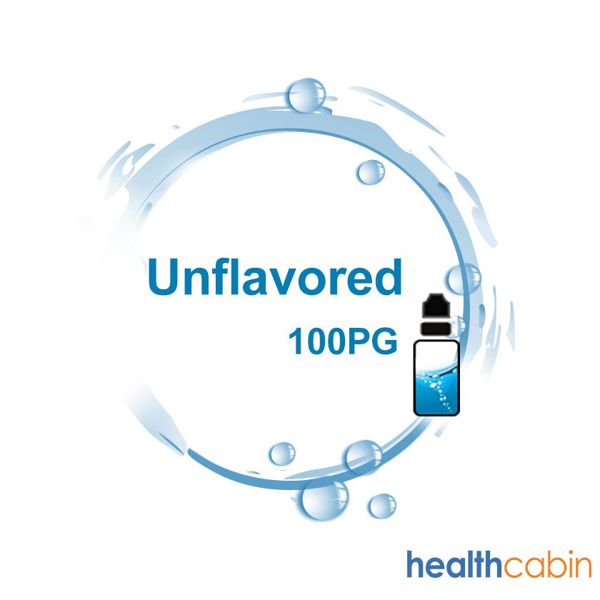 500ml HC 60mg Unflavored E-liquid (100PG)