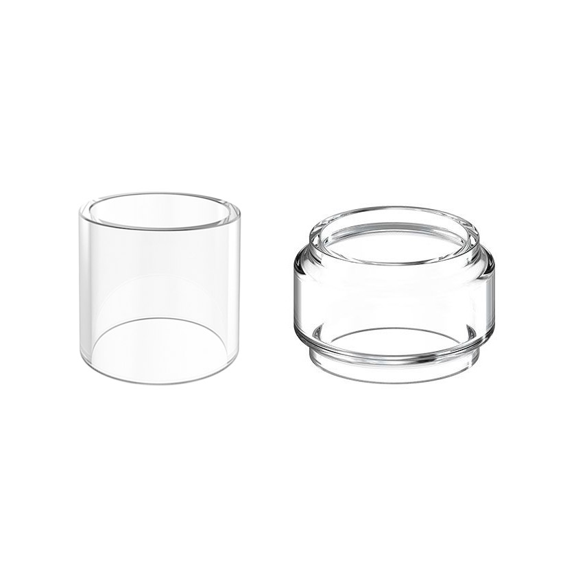 Replacement Glass Tube for Hellvape Fat Rabbit Sub Ohm Tank 2ml/5ml