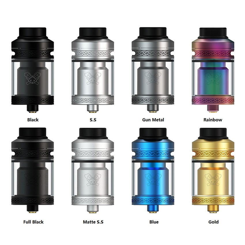 Hellvape Dead Rabbit V2 RTA Atomizer 5ml