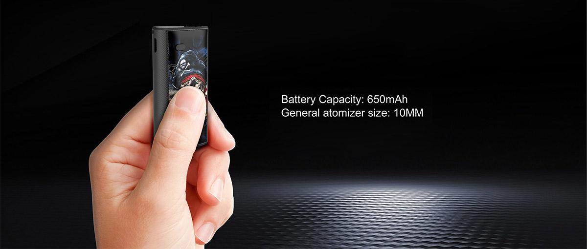 Henrui Alameda C1 CBD Battery