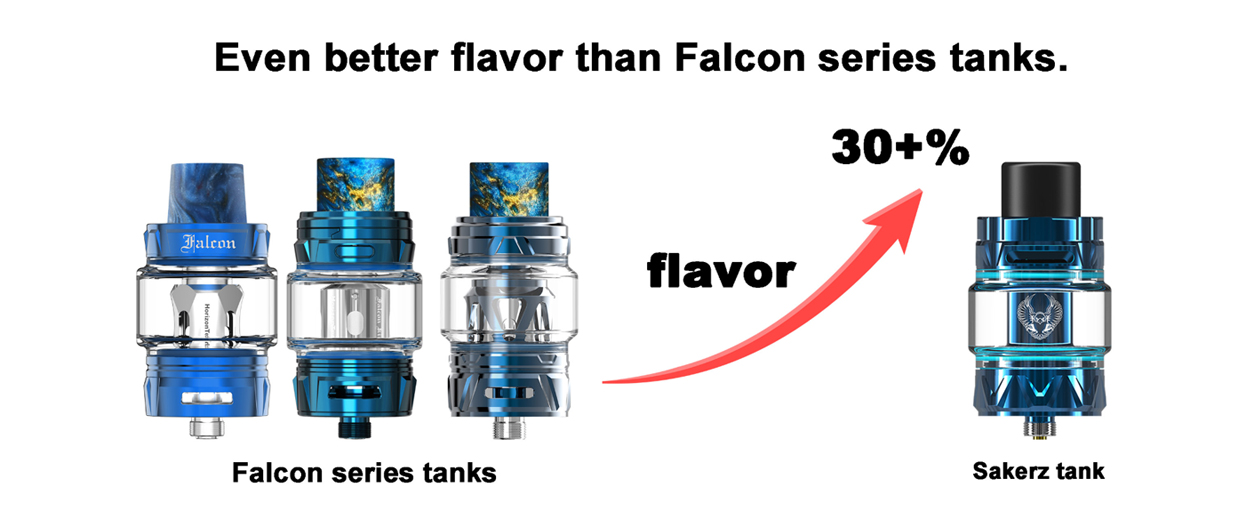 HorizonTech Sakerz Tank