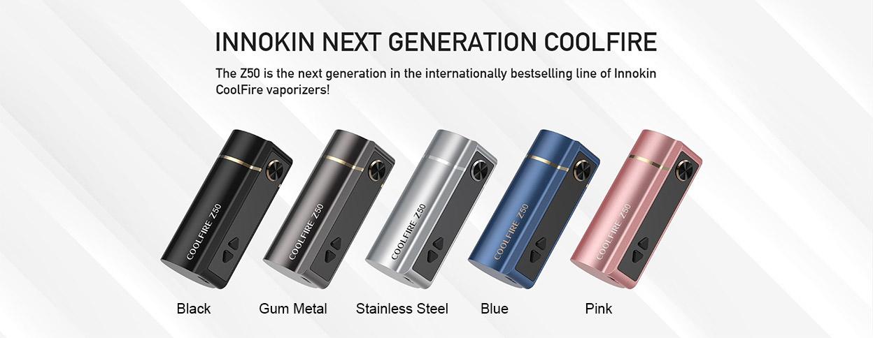 Innokin Coolfire Z50 Mod
