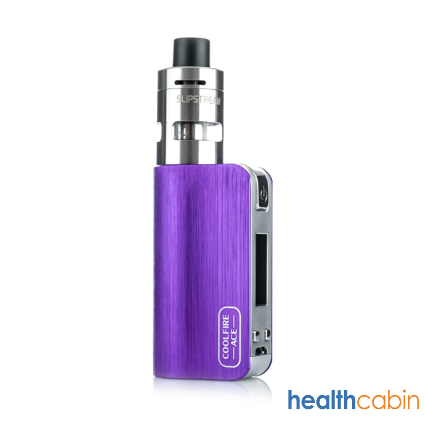 Innokin Cool Fire ACE 40W Mod Kit 1300mAh Purple