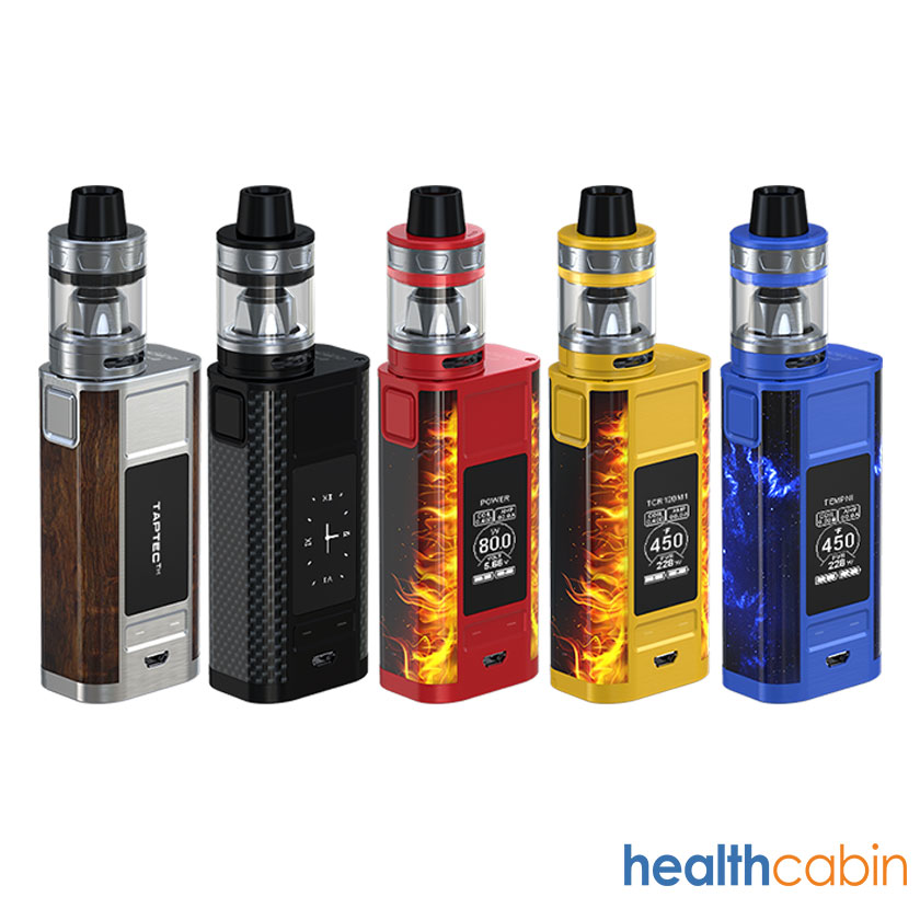 Joyetech CUBOID TAP 228W Kit with ProCore Aries Tank
