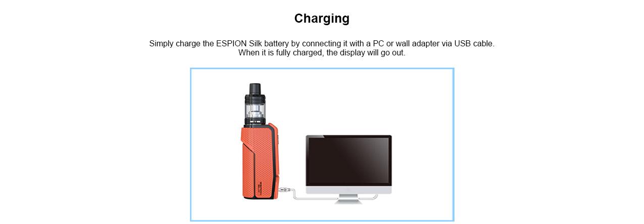 Joyetech Espion Silk 80W Mod Kit