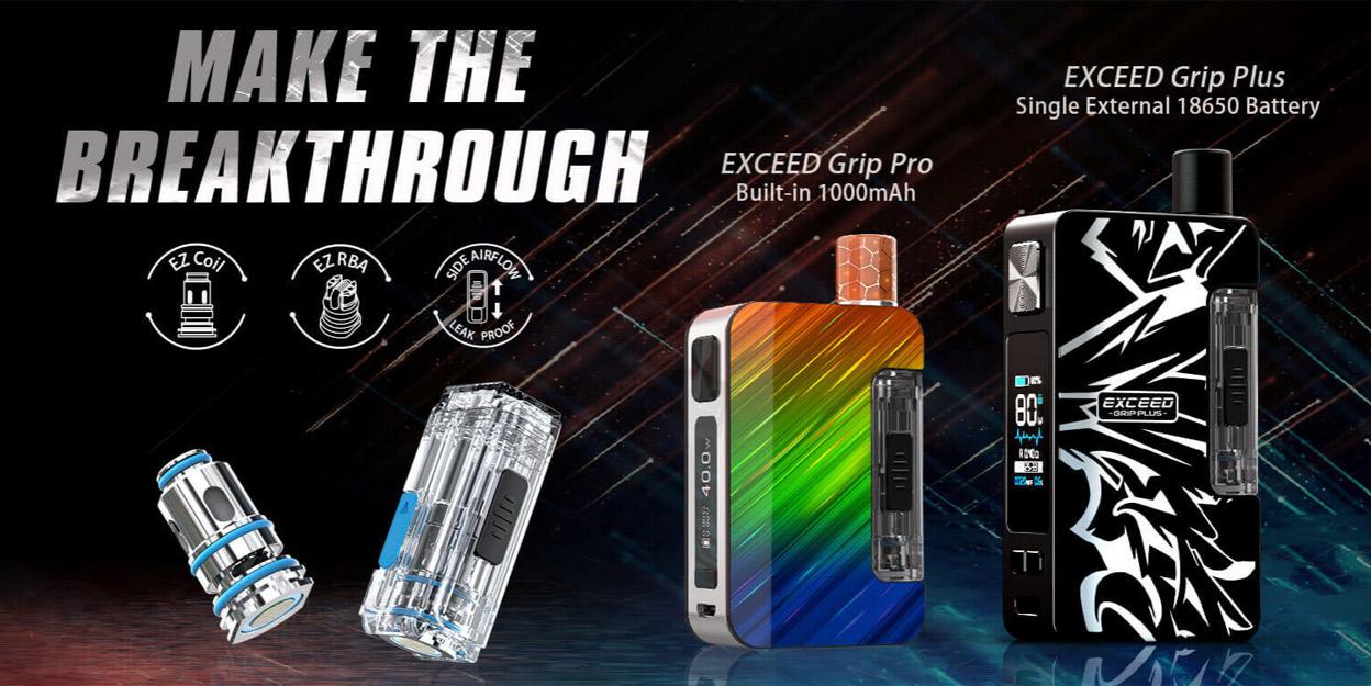 Joyetech Exceed Grip Pro Kit