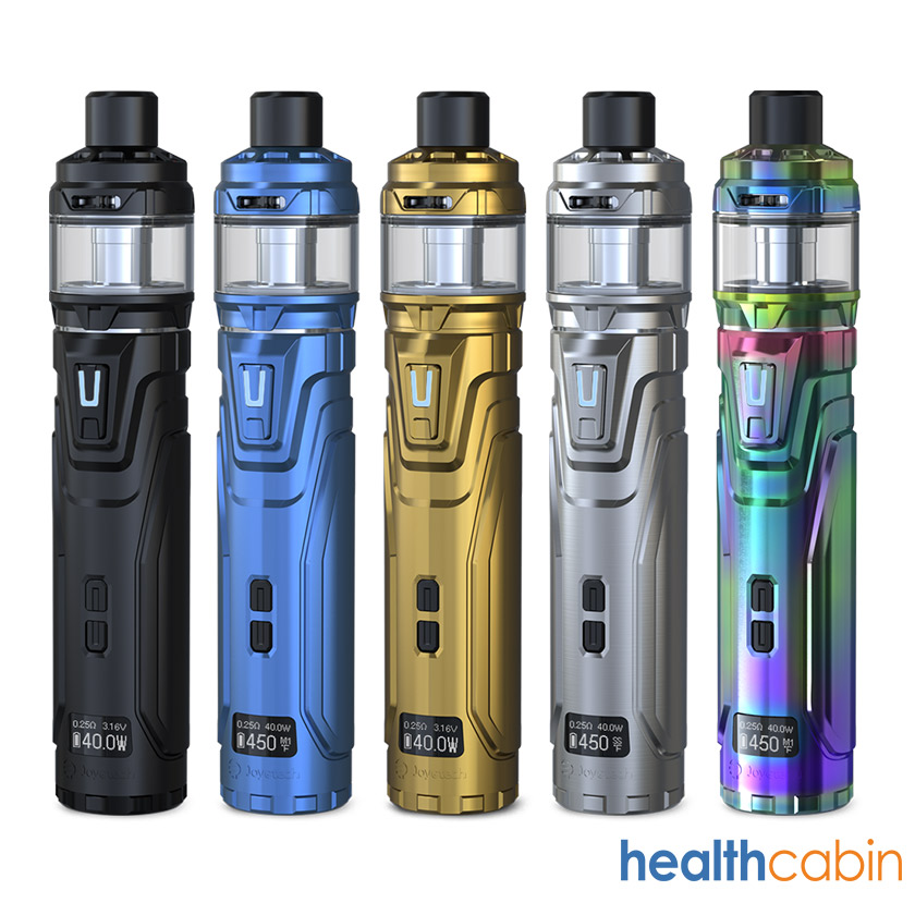 JoyeTech ULTEX T80 with CUBIS Max Starter Kit 5.0ml