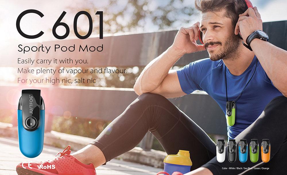 Justfog C601 Starter Kit
