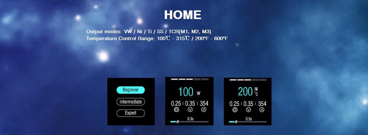 KangerTech Vola 100W Kit