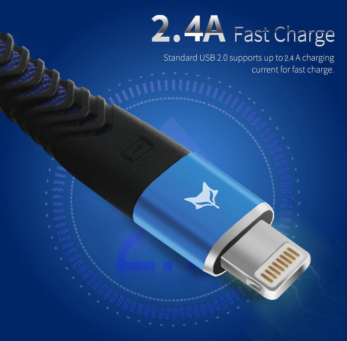 Kumiho K2 Zn-alloy Lightning Type-C