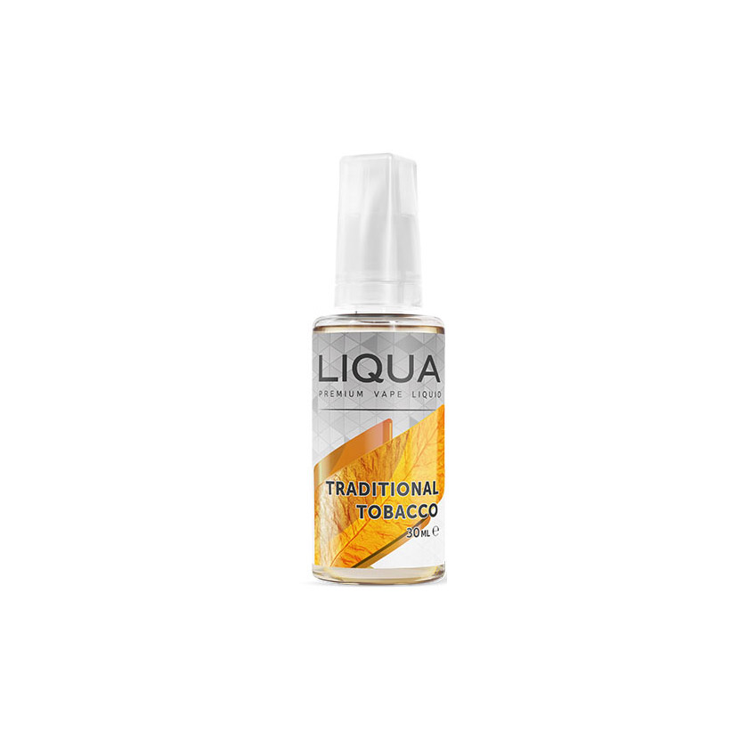 30ml NEW LIQUA Traditional Tobacco E-Liquid (50PG/50VG)