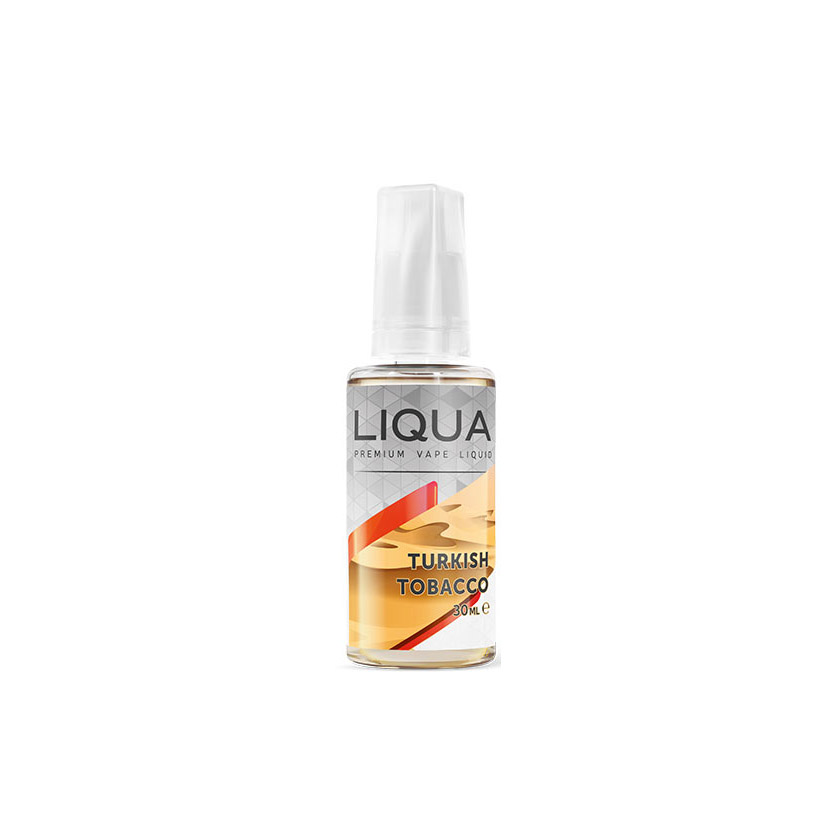 30ml NEW LIQUA Turkish Tobacco E-Liquid (50PG/50VG)