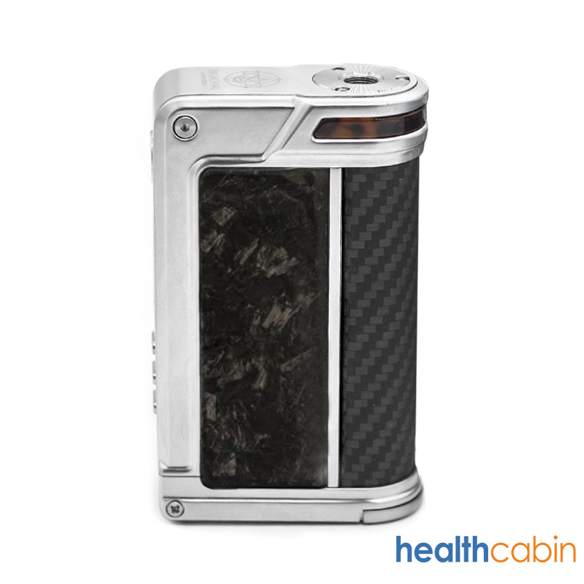 Lost Vape Paranormal DNA250C Box Mod Chopped Carbon Fiber Unremovable