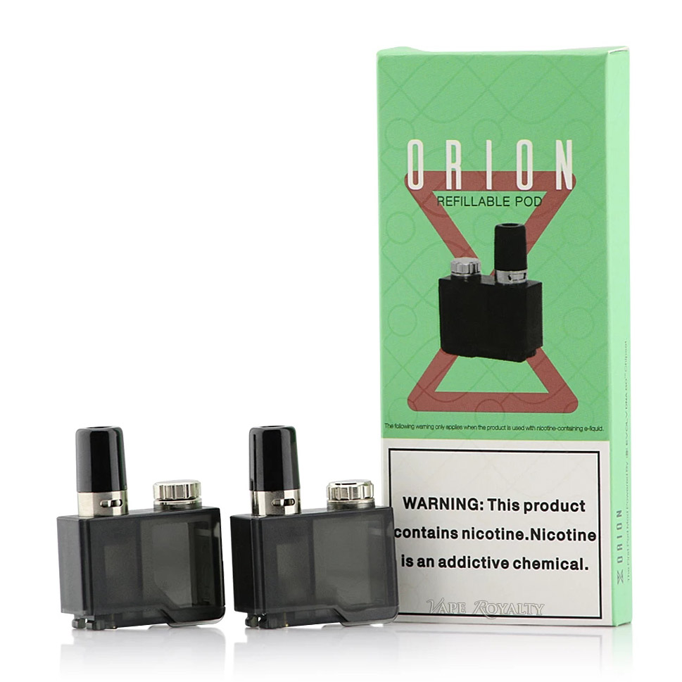 Lost Vape Orion DNA GO Pod Cartridge 2ml (2pcs/pack)