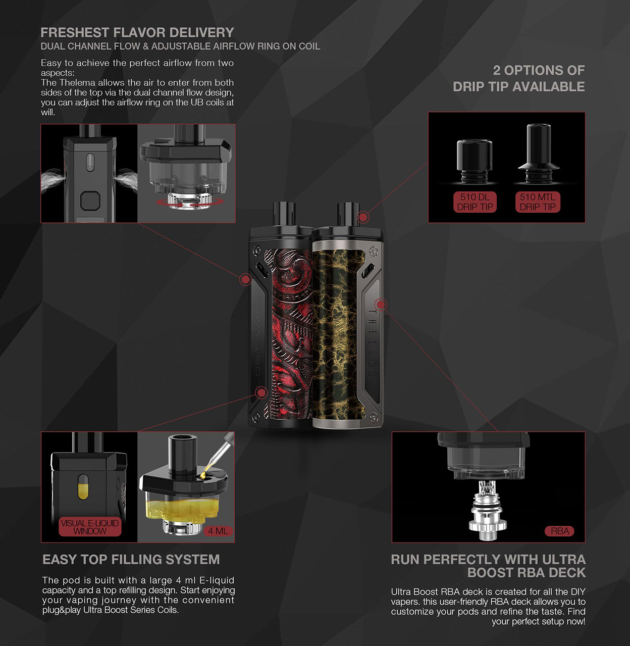 Lost Vape Thelema Kit