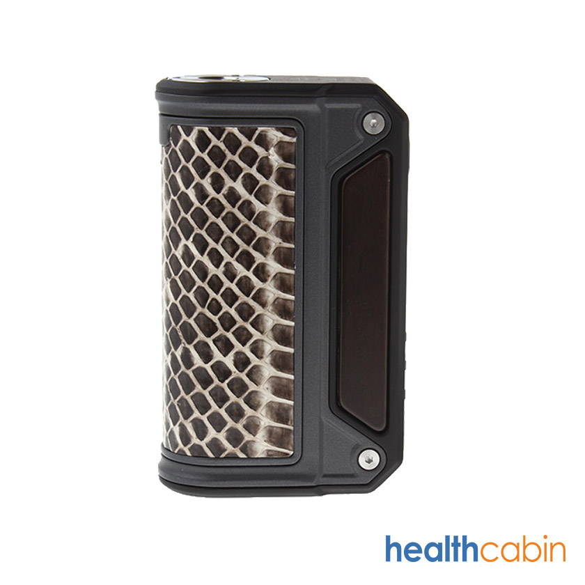 Lost Vape Therion DNA75C Mod Black Frame & Snake Skin