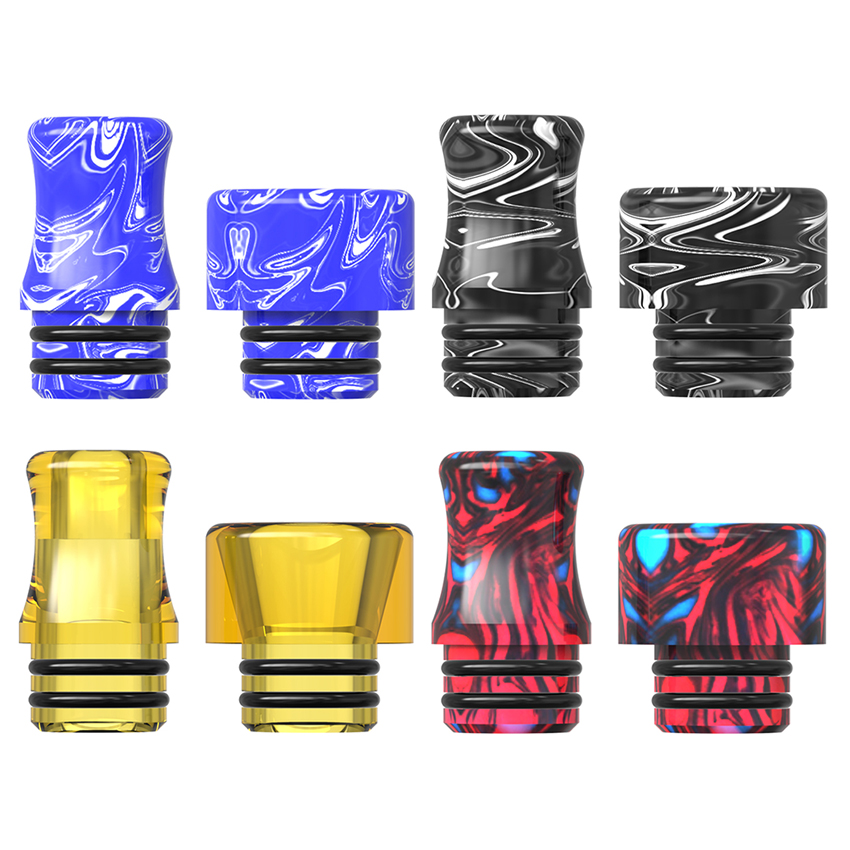 Mechlyfe 510 Drip Tip For XRP RTA (2pcs/Pack)