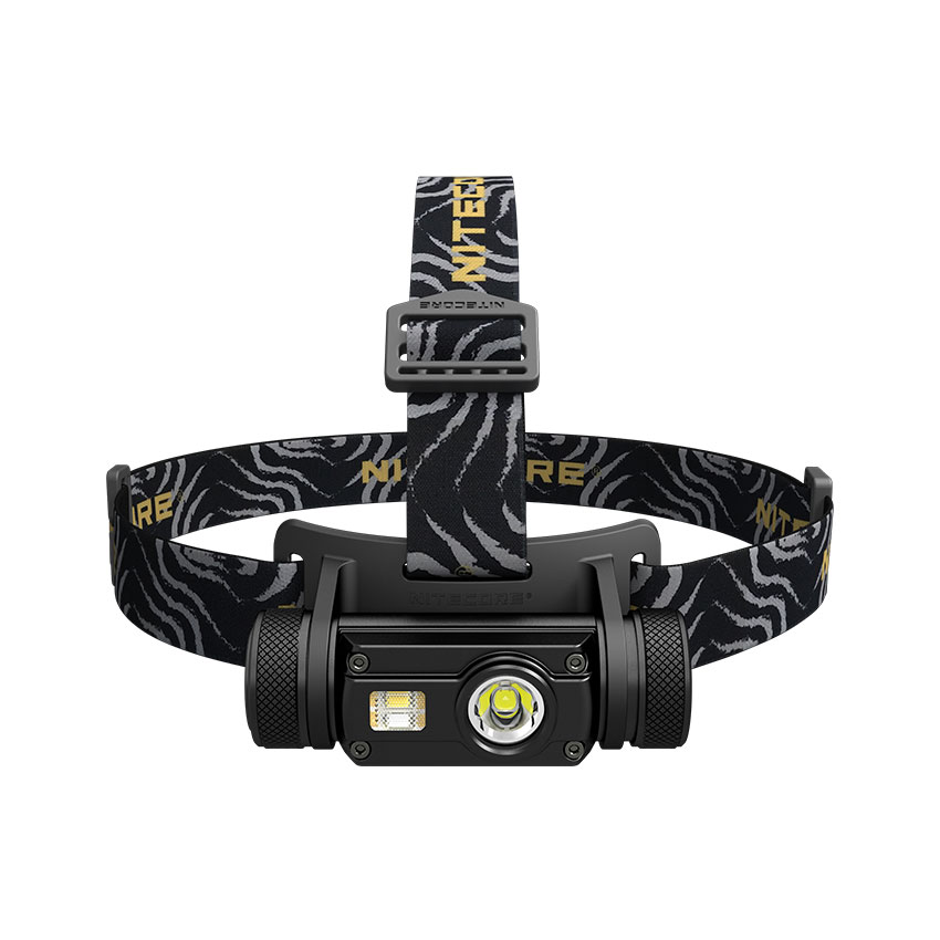 Nitecore HC65 1000 Lumens USB Rechargeable Headlamp with Red light and High CRI Light 3400mAh