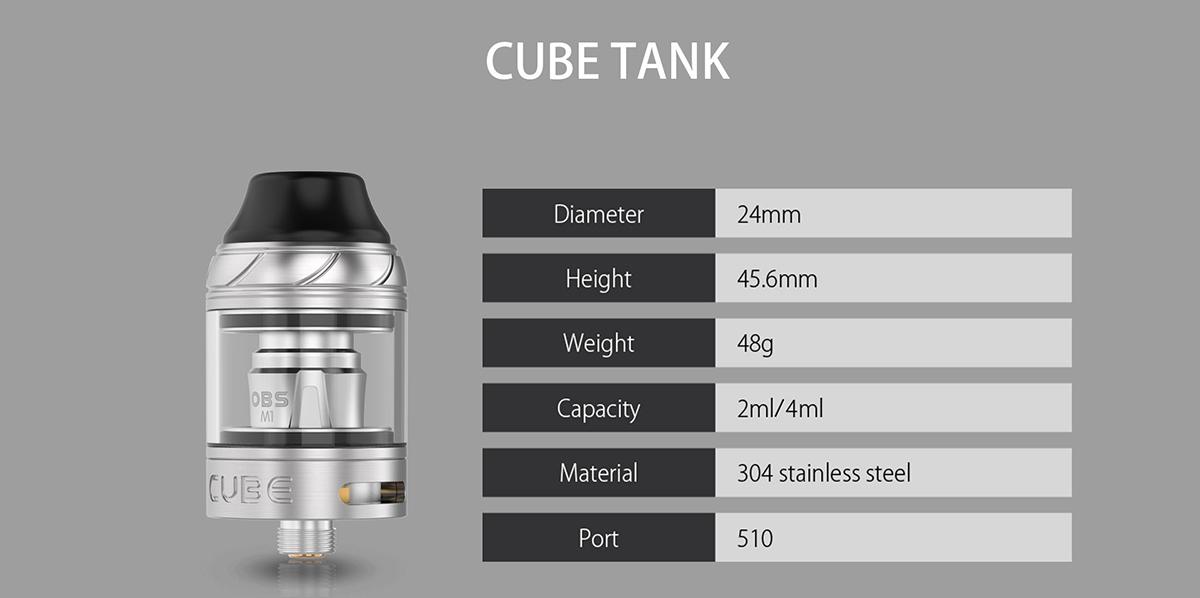 OBS Cube FP Kit