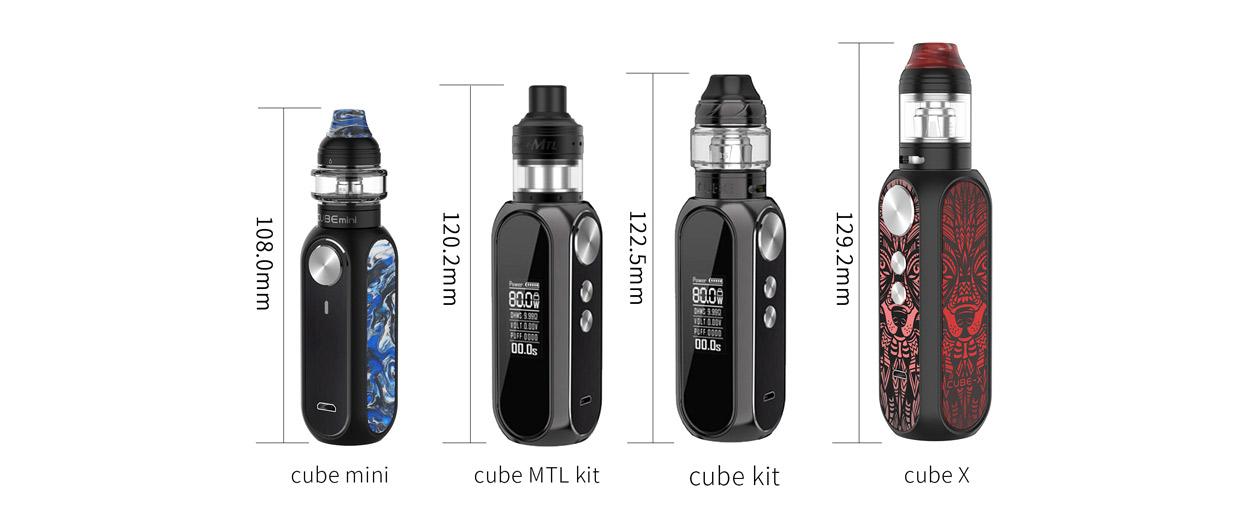 OBS Cube X Kit