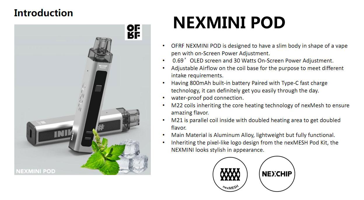OFRF Nexmini Kit