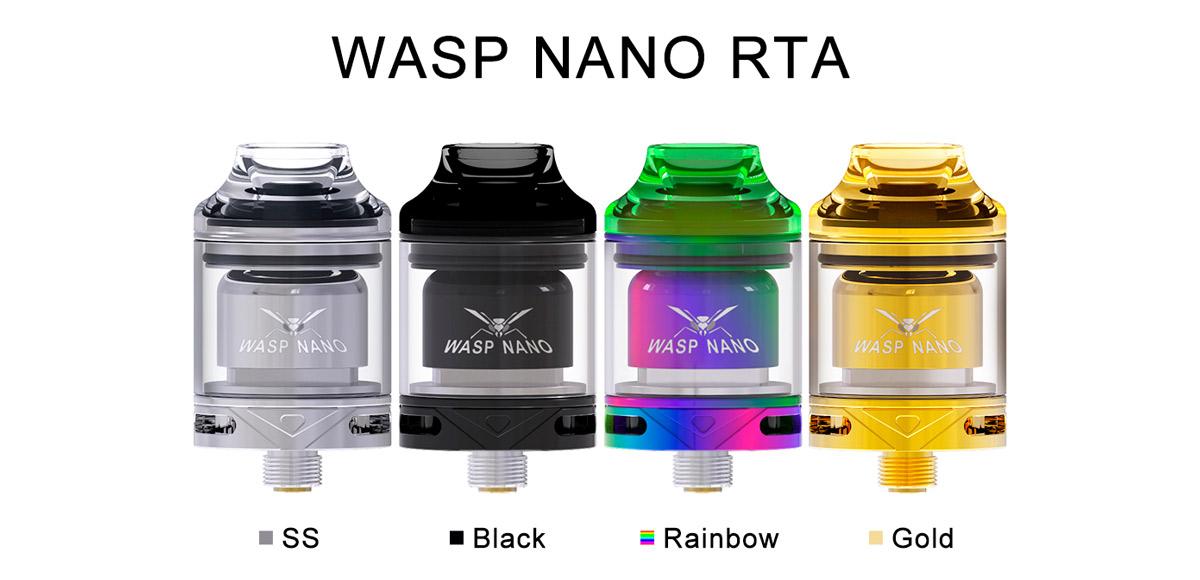 Oumier Wasp Nano RTA