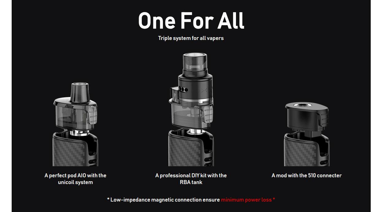 OXVA Origin X 510 Adapter