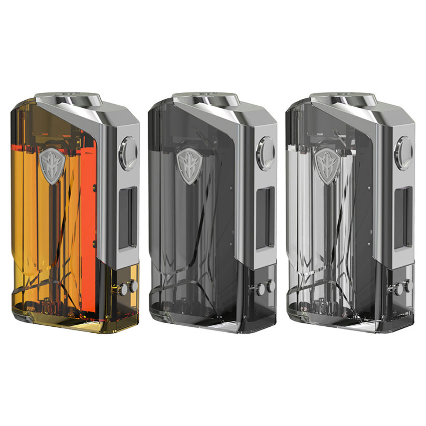 Rincoe JellyBox 228W Dual 18650 Battery Box Mod