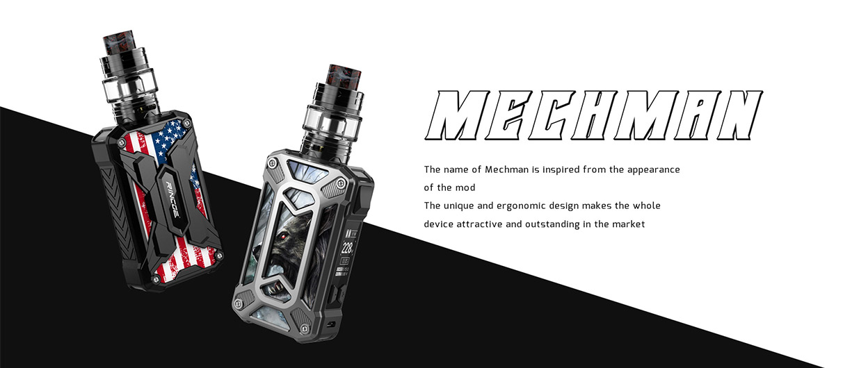 Rincoe Mechman 228W TC Kit