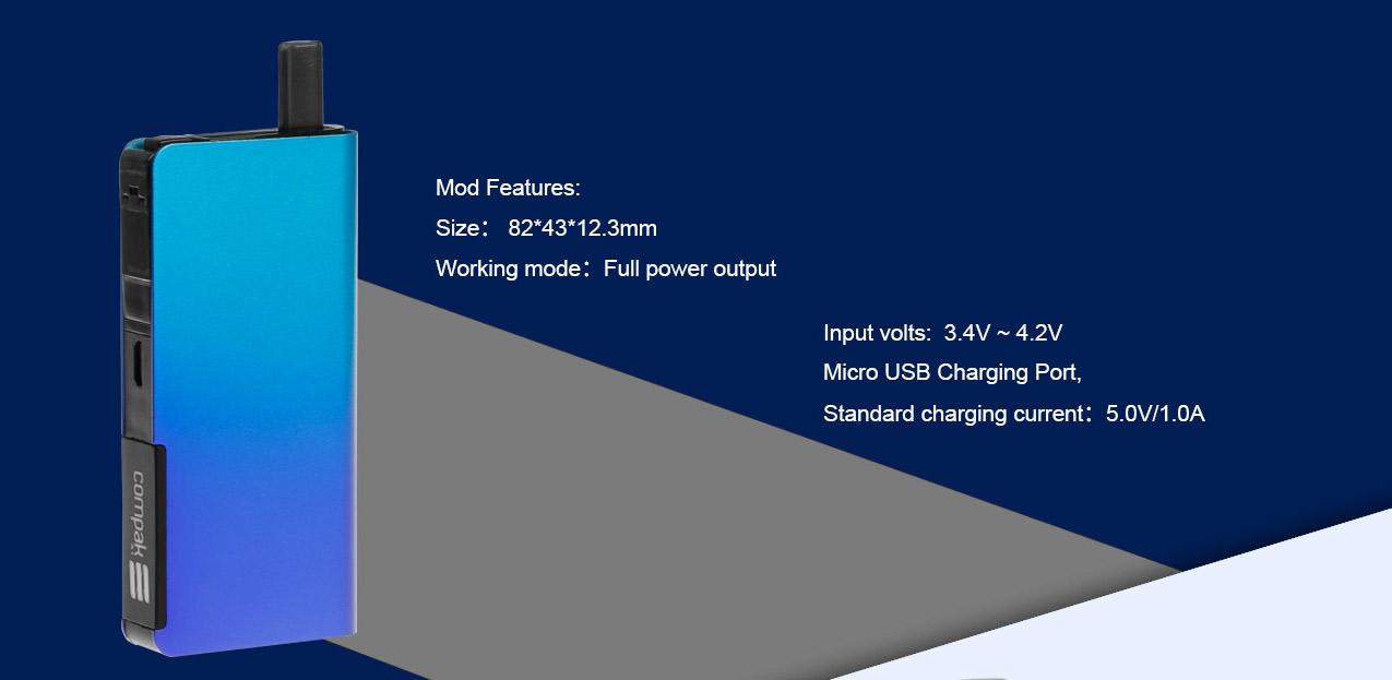 Sigelei Compak A1 Kit