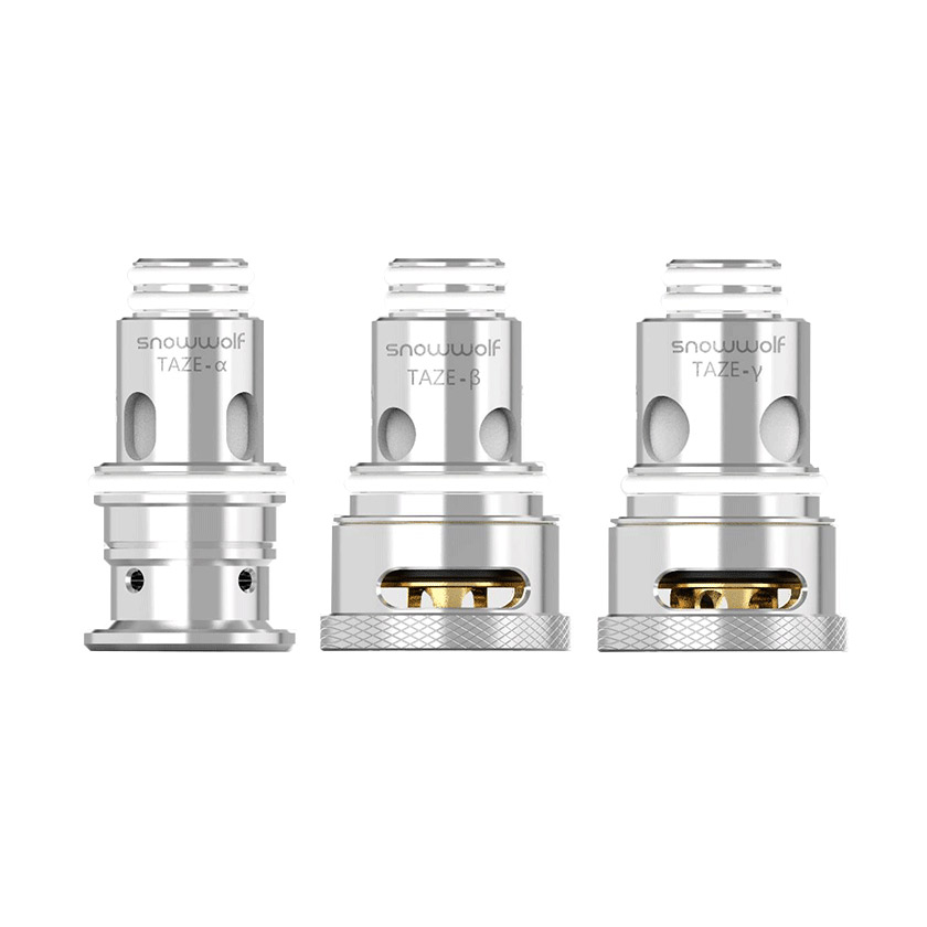 Sigelei Snowwolf Taze Replacement Coil for P50 Kit,P40 Mini Kit (5pcs/pack)