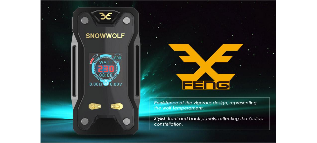 Sigelei Snowwolf Xfeng Mod