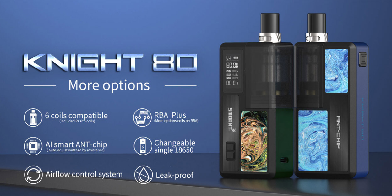 Smoant Knight 80 Kit