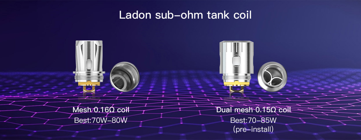 Smoant Ladon Coil
