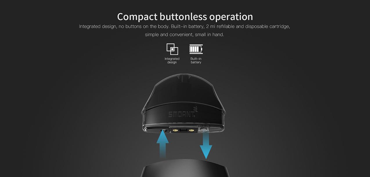 Smoant S8 Vape Pod Kit