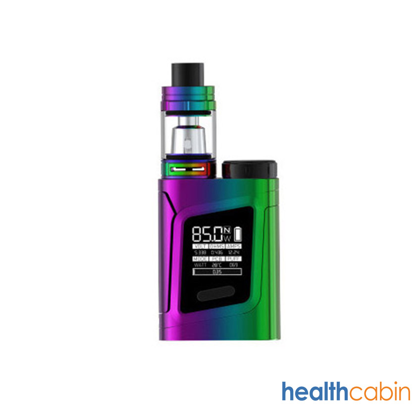 SMOK Alien Baby AL85 TC Starter Kit Rainbow