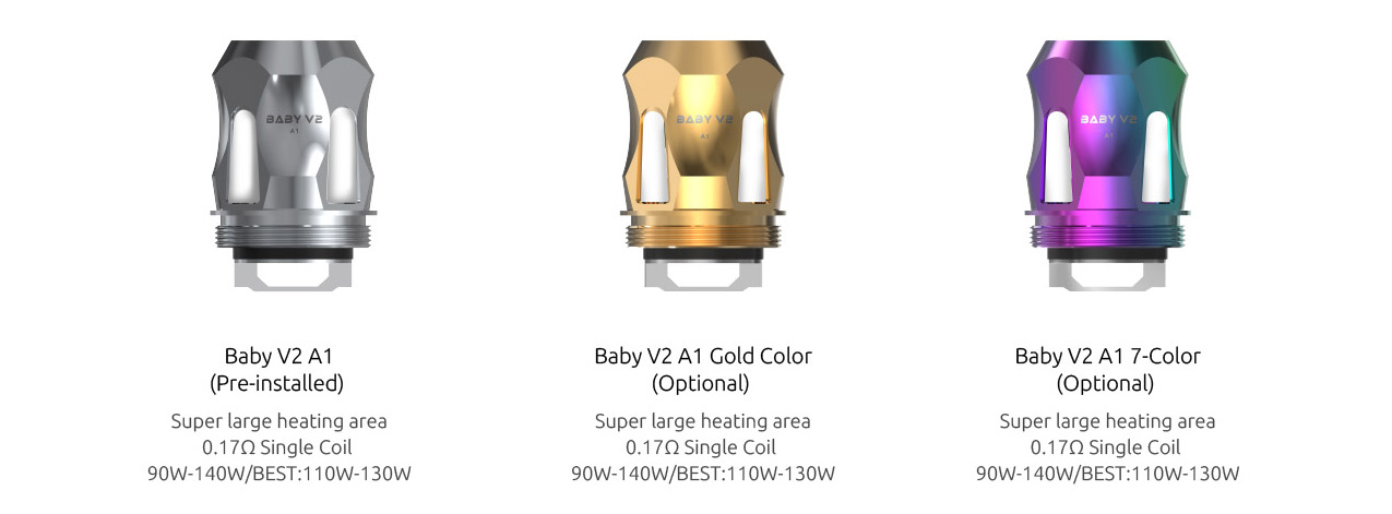 Baby V2 A1 Coil