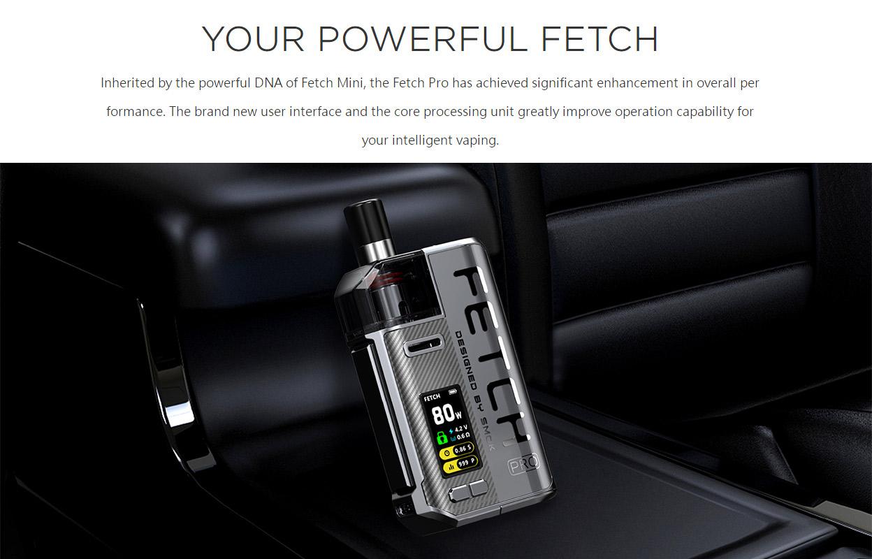 Smok Fetch Pro Kit
