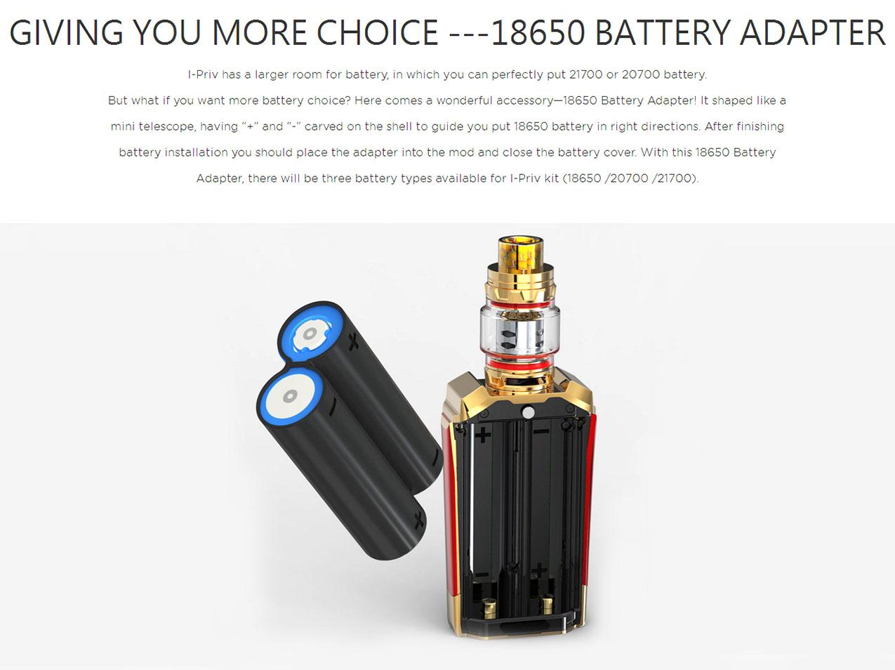 SMOK I-Priv 230W Mod Kit