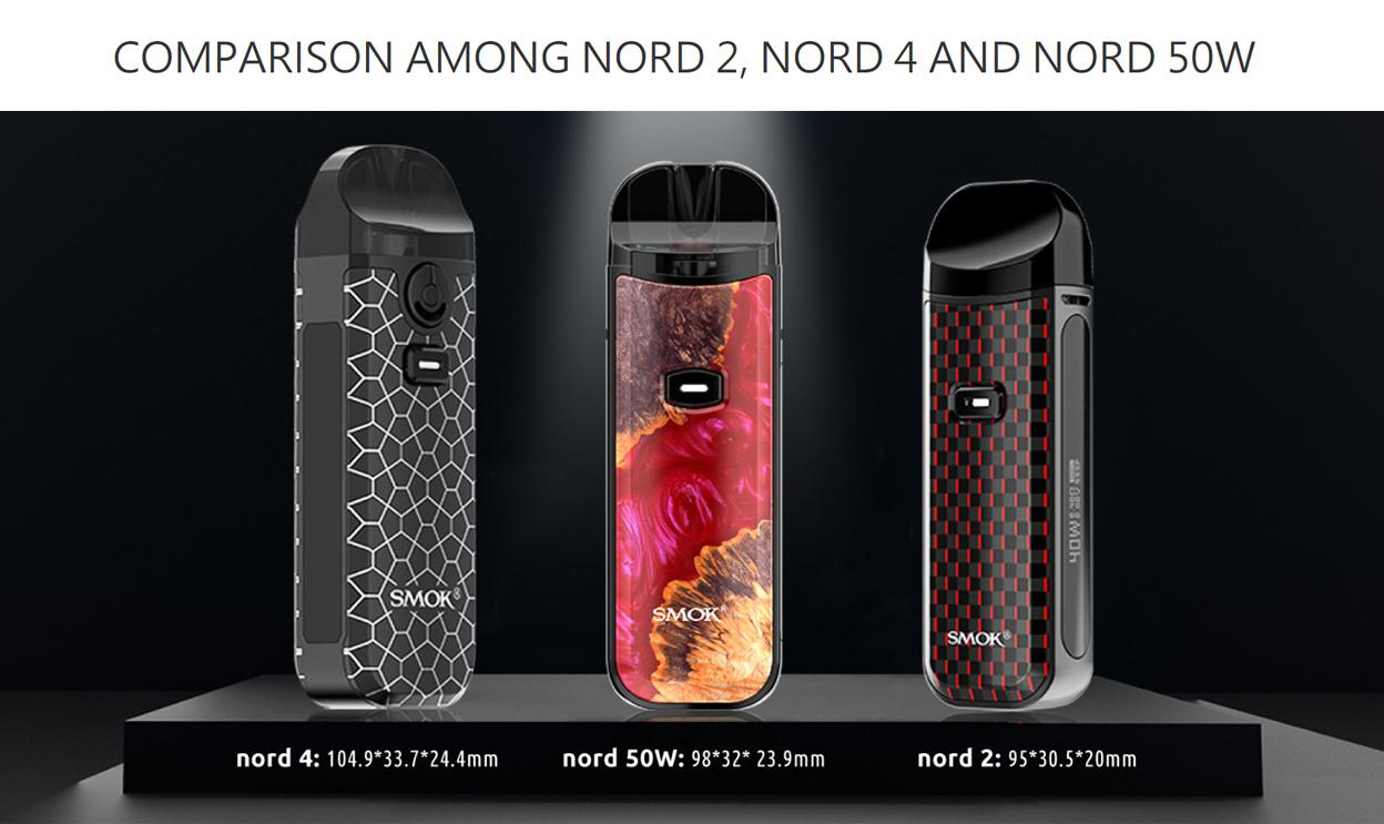 Smok Nord 50W Pod Kit