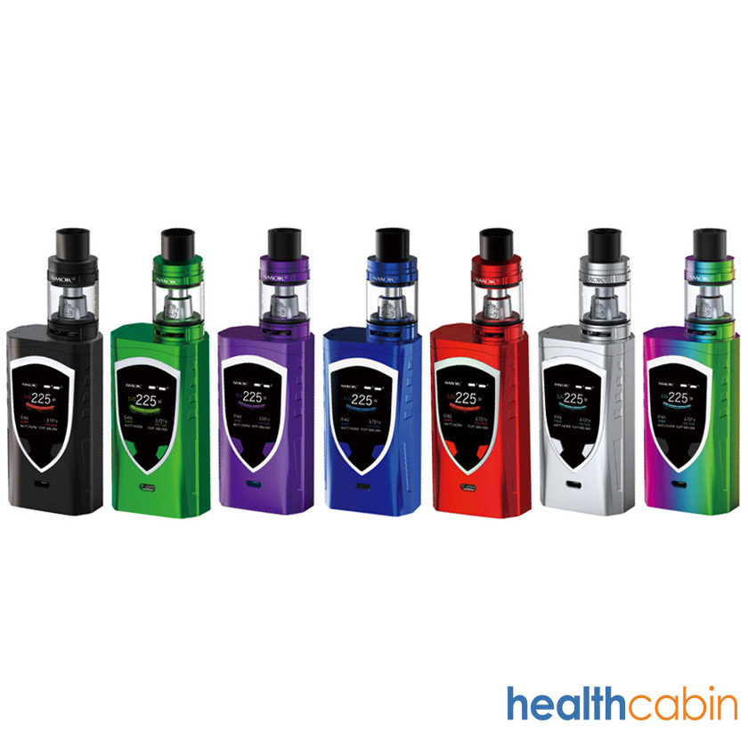 SMOK ProColor 225W Mod Kit with TFV8 Big Baby Tank Standard Edition