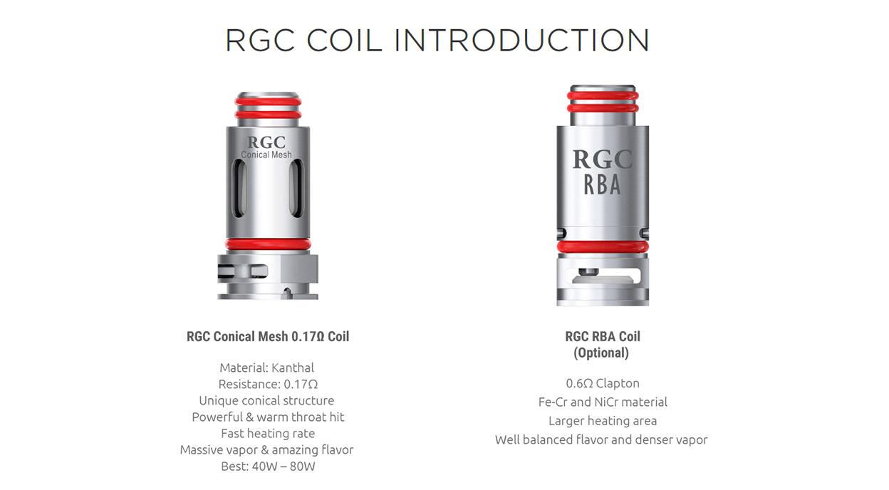 Smok RGC Coil