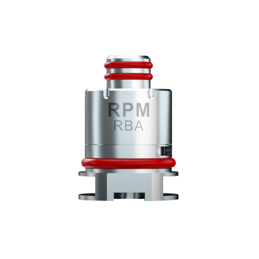 Smok RPM RBA Replacement Coil for Nord 4, Thallo, Thallo S, Nord X, RPM 2, RPM 2S, SCAR-P3, SCAR-P5, RPM Lite, Alike, Pozz X, Nord 2, Fetch Pro, RPM80t, RPM80 Pro, Fetch Mini, RPM40,Morph Pod 40 Kit