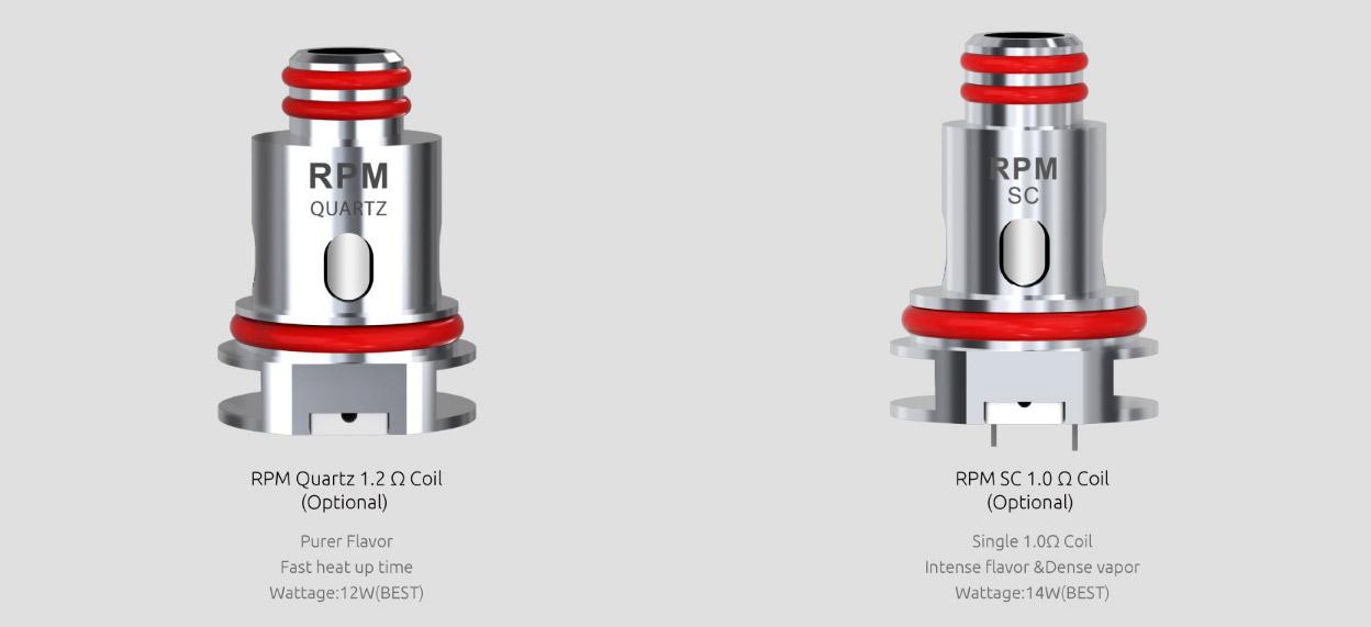 Smok RPM40 Pod Mod Kit