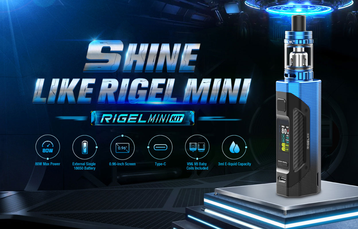 SMOK Rigel Mini Kit
