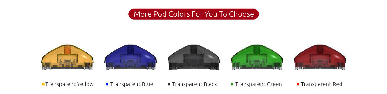 Pod Cartridge for SMOK Rolo Badge Starter Ki