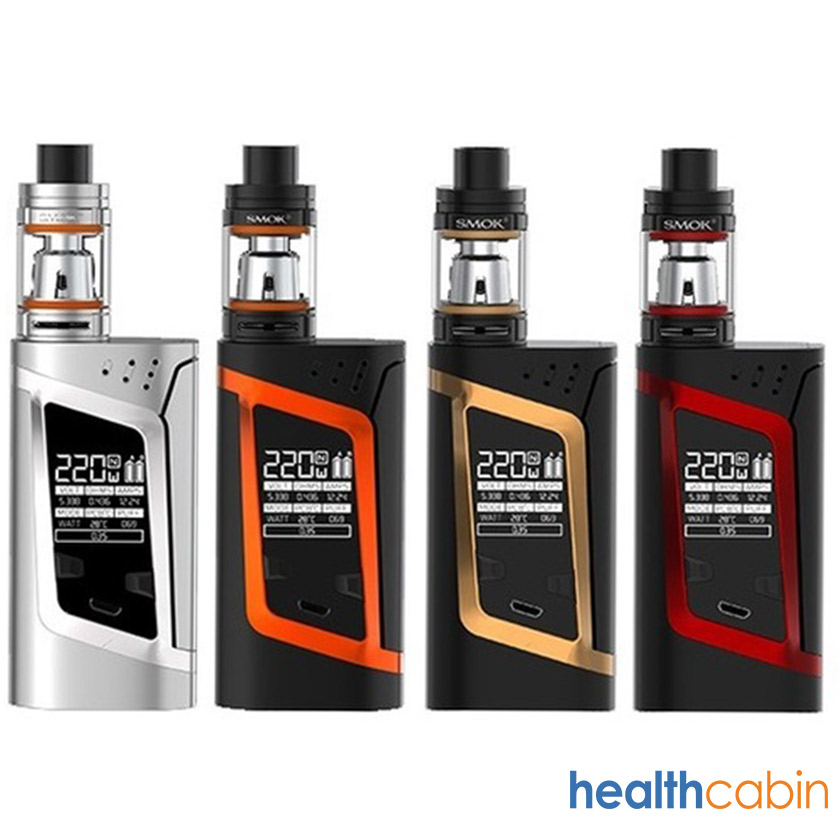 SMOK Alien Kit with TFV8 Baby Tank Atomizer