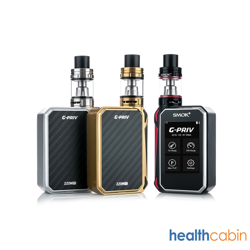 SMOK G-PRIV 220 with TFV8 Big Baby Starter Kit