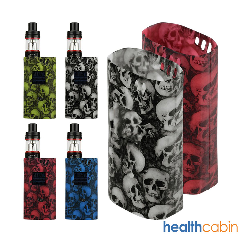 Skull Skin for SMOK Alien 220W Mod & Kit