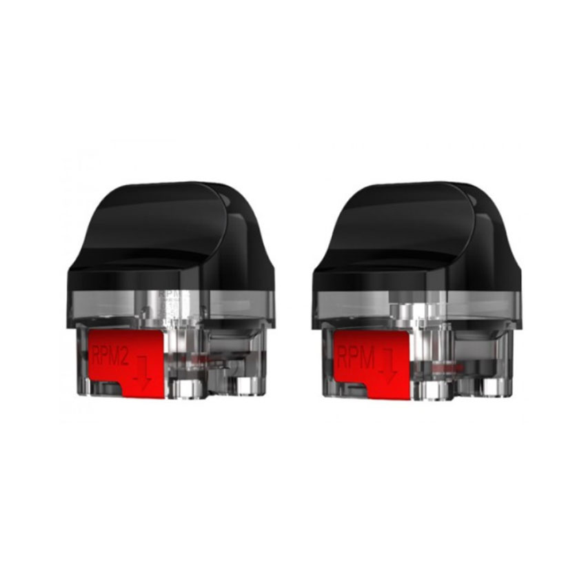 Smok RPM 2 Empty Pod Cartridge 7ml for RPM2 kit,RPM 2S kit  (3pcs/pack)